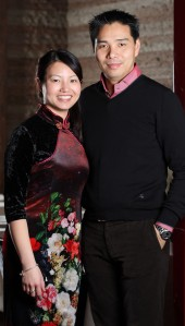 Wang Pei e Ike Wang